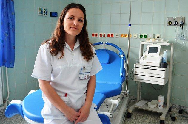 Lékařka Karolína Kocourková zkrnovské nemocnice již dohodu se zaměstnavatelem podepisovat nemusí.