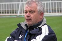 Krnovský trenér Antonín Hudský