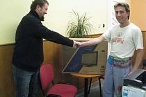 Vítěz Fortuna ligy si odnesl televizní přijímač.
