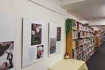 Městská knihovna Bruntál.