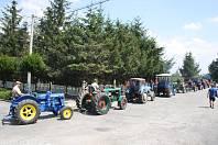 Rudoltický traktor - Ilustrační foto.