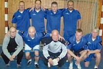 Vítězem tradičního Silvestrovského turnaje seniorů se stali v bruntálské sportovní hale fotbalisté Slavoje Bruntál.