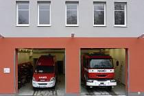 Dobrovolní hasiči z Jílového mají novou požární zbrojnici.
