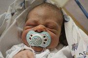 Tadeáš Vilda se narodil Lucii Čermákové z Libouchce 16. ledna v 9.31 v děčínské porodnici. Vážil 3,78 kg.