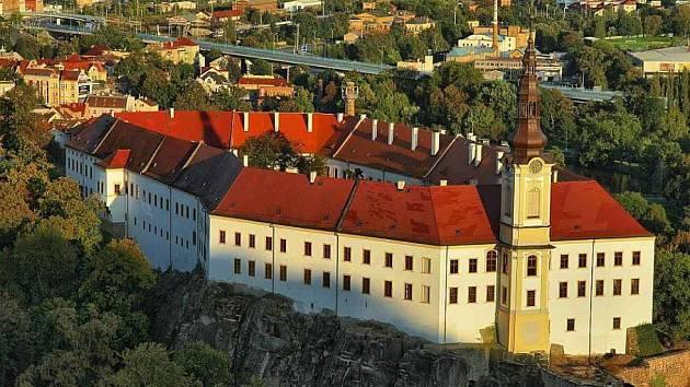 Zámek Děčín.