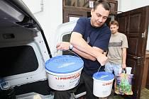 Pomoc z Ústí směřovala i do Marvartic