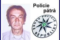 Policisté pátrají po Jiřím Porubském z Dolní Poustevny.