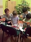 Na Šluknovsku předají každý rok pracovníci chudým dětem okolo 350 dárků.