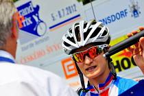 Tour de Feminin 2012. Martina Sáblíková