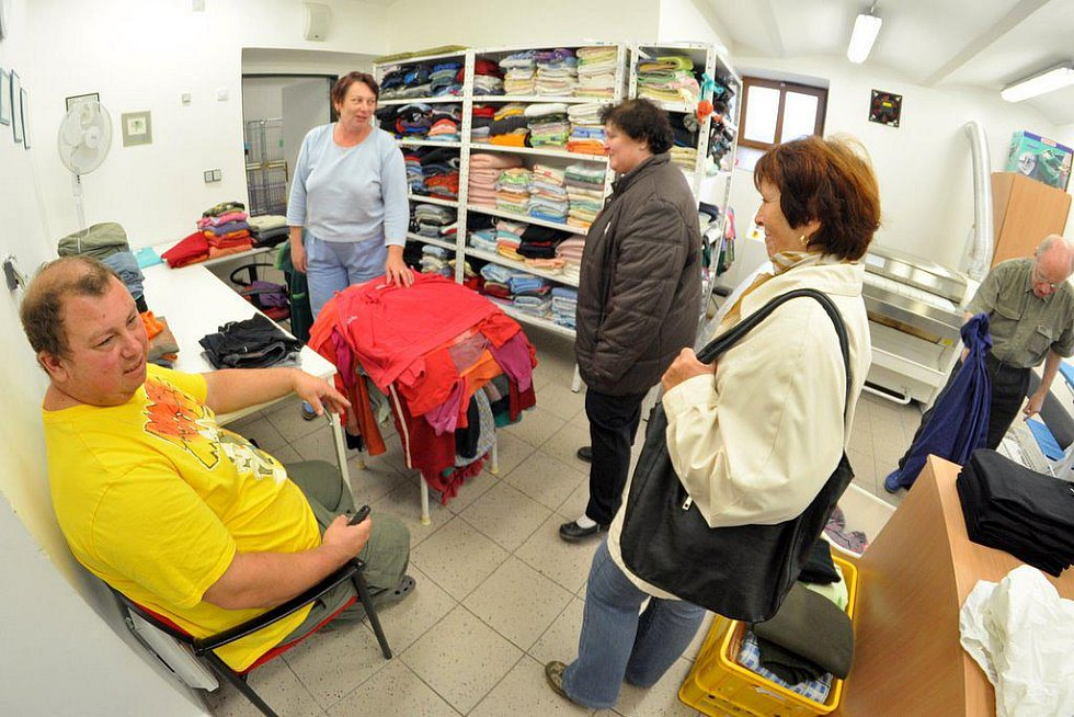 50 LET od svého založení oslavil Dům pro osoby se zdravotním postižením v Brtníkách dnem otevřených dveří.