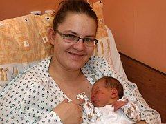 Daně Faltové z Rumburka se 10. listopadu v 17.35 v rumburské porodnici narodil syn Matěj Falta. Měřil 49 cm a vážil 2,79 kg.