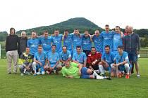 FK MALŠOVICE – vítěz okresního přeboru 2013/14 a zároveň postupující do I. B třídy.