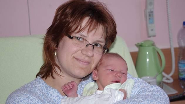 Matyáš Vachtl, se narodil v ústecké porodnici dne 4. 3. 2013 (17.10) mamince Kateřině Vráblíkové z Ústí nad Labem, měřil 52 cm, vážil 3,9 kg.