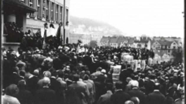 Základní škola Na Stráni v Děčíně.