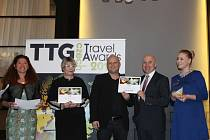 České Švýcarsko získalo ocenění za skvělou podporu cestovního ruchu.