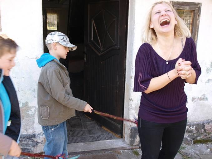 ŠLUKNOV. Velikonoční tradice dodržují i ve Šluknově