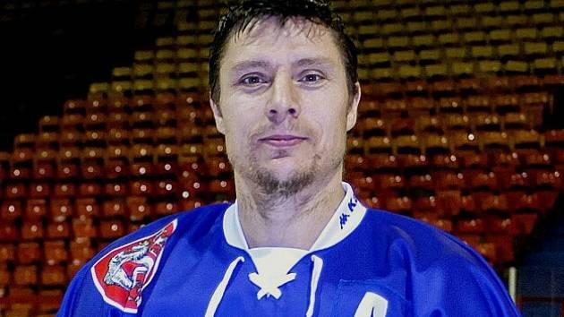 JAROSLAV HAŠEK - útočník HC Děčín