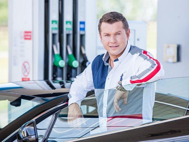 Podnikatel roku 2016 Ústeckého kraje Hynek Sagan.