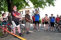 Národní park otevřel nové cyklotrasy.