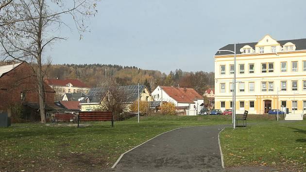 Dolní Poustevna ilustrační foto.
