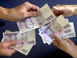 Malá rychlá půjčka v výplaty bez registru