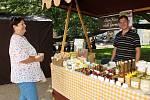 Slavnosti medu a vína na Zámku Děčín