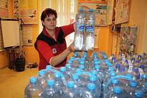 Český červený kříž v Děčíně se stará o pomoc