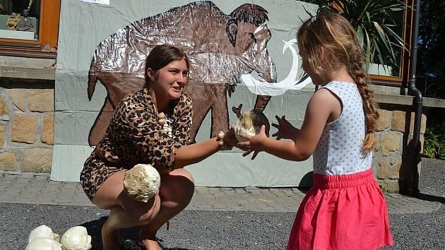 Pravěká zoo 2016.