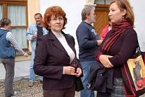 Na děčínském zámku opět oslavují víno