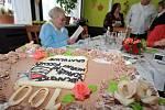 Žije sto let, z toho sedmdesát v Podluží