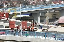 Nový most otevřou řidičům pod stromeček