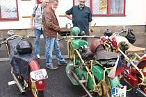 Stejně jako v letech minulých i letos projely Šluknovským výběžkem nejdelší motocykly světa – Čechie-Böhmerland.