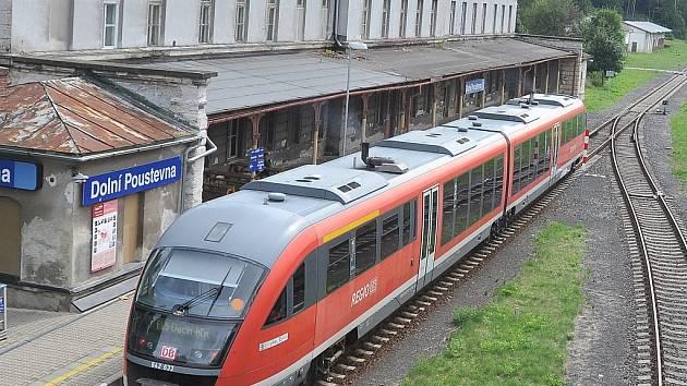 Na výlet do NP vyrazte vlakem