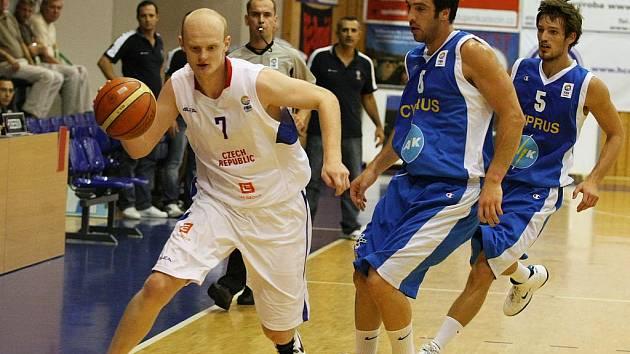 DO DĚČÍNA opět přijede česká basketbalová reprezentace.