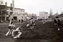 Tentokrát v Děčínském deníku najdete historické snímky fotbalového oddílu Čechie Horní Podluží.
