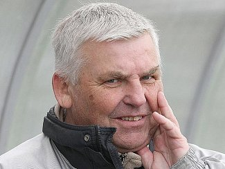 LADISLAV MICHALEC - vedoucí celku Jiskra Modrá.