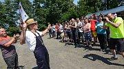 Hasiči změřili síly na soutěži v Jiříkově