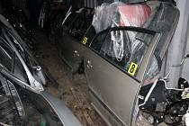 Kriminalisté zadrželi organizovanou skupinu pachatelů krádeží aut