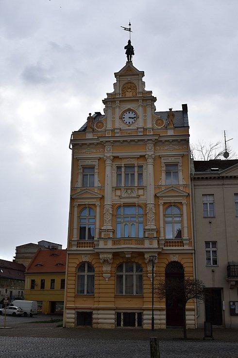 Z České Kamenice dýchá historie.