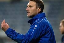 ROMAN SKUHRAVÝ - trenér FK Varnsdorf.
