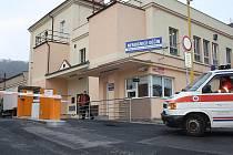 Ilustrační foto. Děčínská nemocnice.