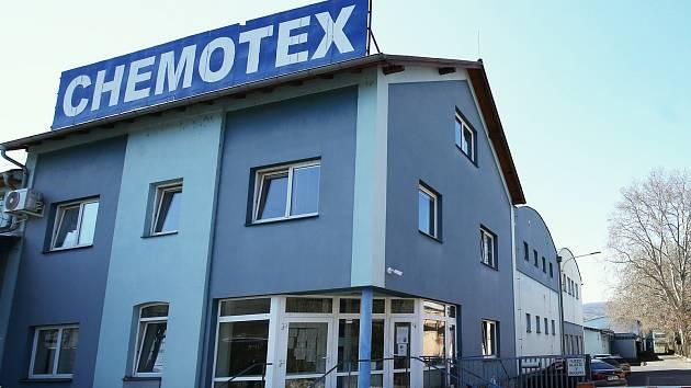 Firma Chemotex. Ilustrační foto.
