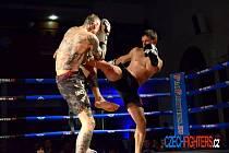 BORCI z klubu MMA Fighting Karatedó Steklý se představili ve Slaném.