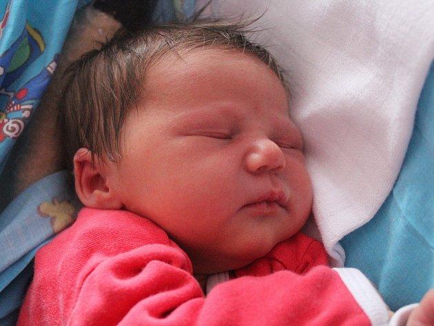 Patricie Fenclová se narodila Elišce Moravcové z Benešova nad Ploučnicí 20. března v 6.54 v děčínské porodnici. Měřila 48 cm a vážila 3,5 kg.