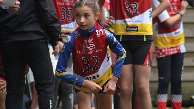 Lucie Mocíková, KB Mikulášovice.