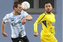 PŘIVEZLI SI BOD. V minulém zápase Varnsdorf ukočíroval Ústí nad Labem, kde remizoval 0:0. Tentokráte doma hostí Sigmu Olomouc B.