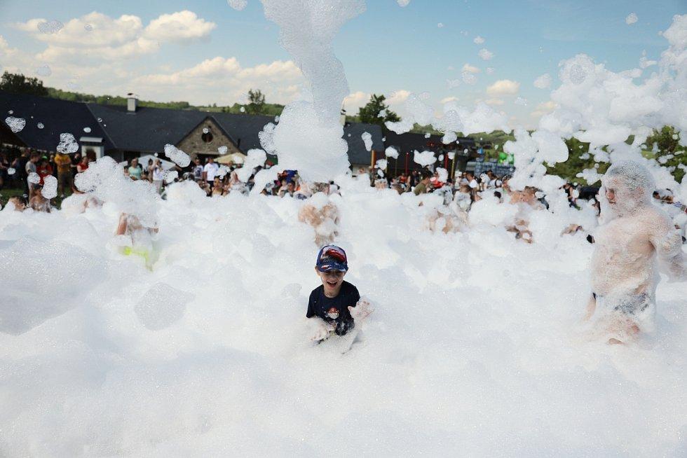 Dětský den v Horním Podluží