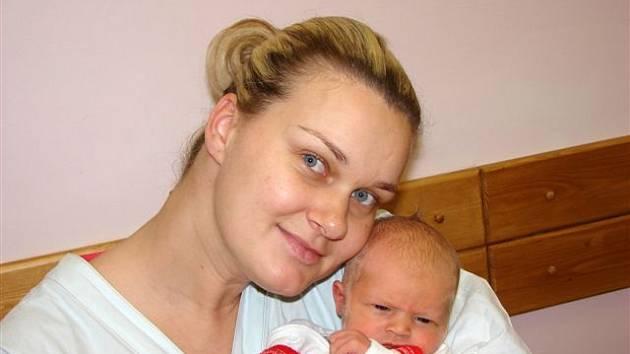 Andree Koktové z Varnsdorfu se 12.listopadu ve 23.50 v rumburské porodnici narodila dcera Daniela  Procházková.Měřila 54 cm a vážila 4,04 kg.