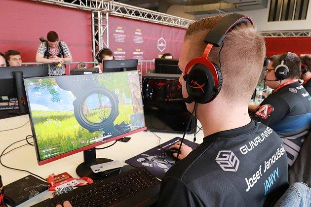 MČR vpočítačových hrách 2019.