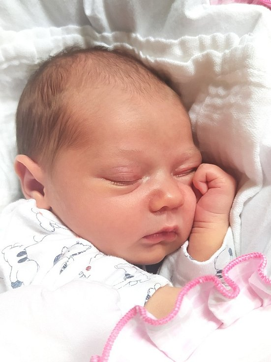 Štěpánka Jůnová se narodila Lucii Hořejší a Lukáši Jůnovi ze Sukorad 25. prosince v 11.13 hodin v Litoměřicích.Měřila 52 cm a vážila 3,37 kg.